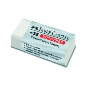 Ластик Dust-Free, Faber - Castell.